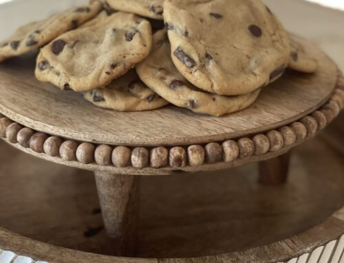 My Secret – THE BEST Chocolate Chip Cookie EVER …